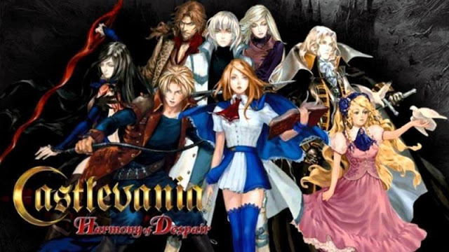 Castlevania Harmony of Despair теперь доступна по обратной совместимости