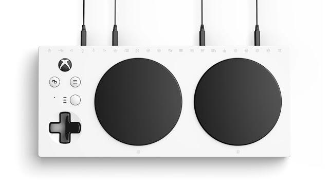 Google Stadia получит поддержку Xbox Adaptive Gamepad