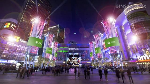 Microsoft Square переименуют в Xbox Plaza