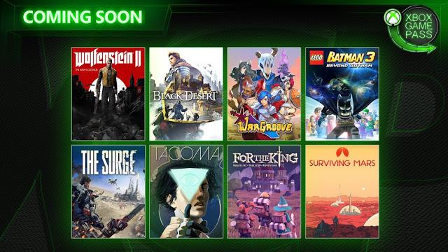 Анонсированы 8 новых игр по подписке Xbox Game Pass