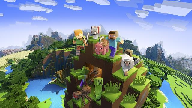 Minecraft теперь можно скачать бесплатно по подписке Xbox Game Pass