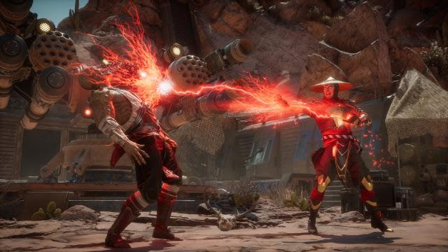 Системные требования Mortal Kombat 11 для PC