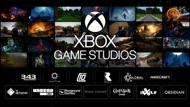 14 игр от издательства Xbox Game Studios покажет Microsoft на E3 2019