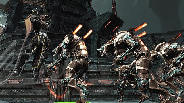 Игру Too Human можно забрать бесплатно для Xbox One
