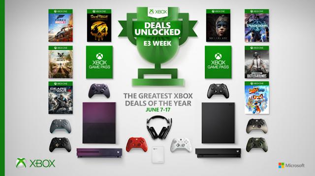 Стартовала крупная распродажа игр Xbox One в честь E3 2019: более 400 игр со скидкам