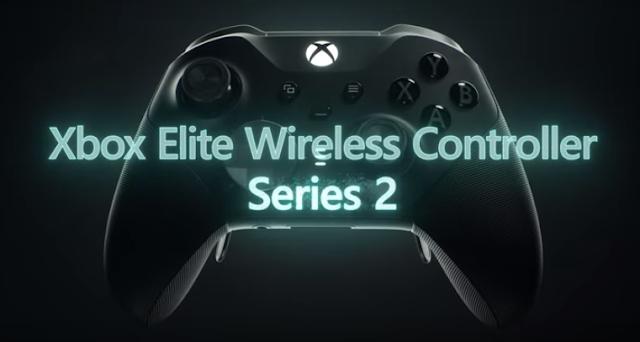 E3 2019: Анонсирован новый геймпад Xbox Elite Series 2
