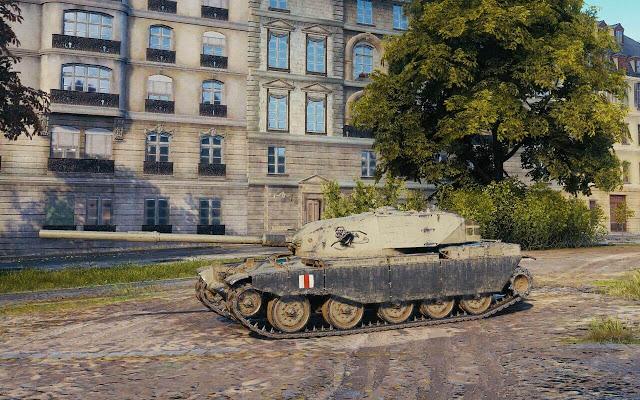 """В World of Tanks вскоре состоится событие """"Огненный след"""""""