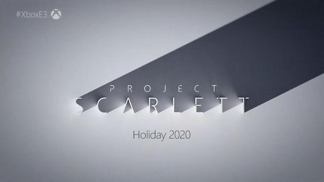 E3 2019: Новое поколение Xbox выйдет в праздники 2020 года