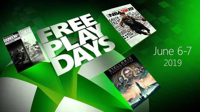 Три игры будут доступны на Xbox One бесплатно на этих выходных