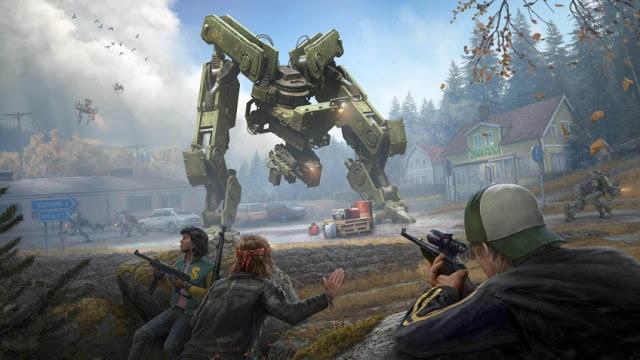 В Generation Zero можно играть бесплатно на Xbox One на этих выходных