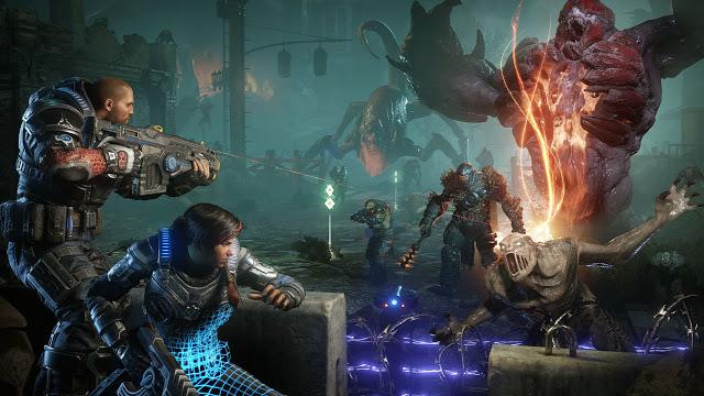 Gears 5 доступна для предзагрузки: игра займет 54 Гб