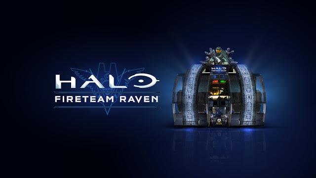Анонсирована игра Halo Fireteam Raven для игровых автоматов