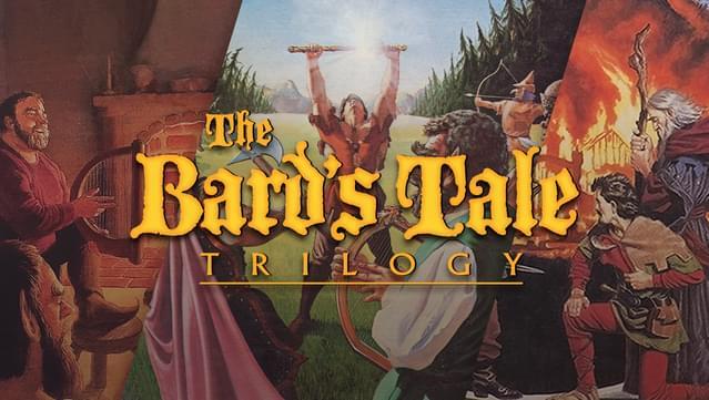 The Bard's Tale Trilogy теперь доступна по подписке Xbox Game Pass