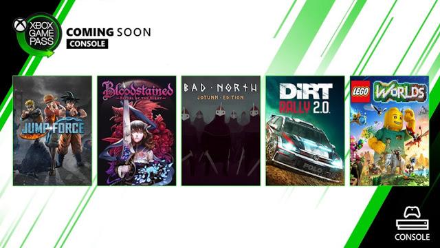 Анонсированы 5 новых игр по подписке Xbox Game Pass