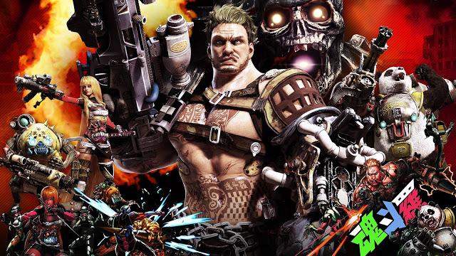 Демо-версия CONTRA: ROGUE CORPS доступна на Xbox One