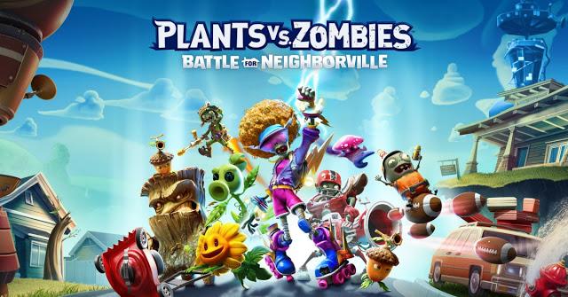 Растения вновь сразятся с зомби в игре Plants vs. Zombies: Битва за Нейборвиль