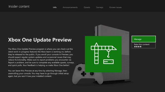 Microsoft отменяет бальную систему оценок прошивок Xbox
