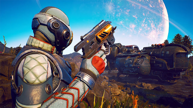 The Outer Worlds доступна бесплатно по подписке Xbox Game Pass