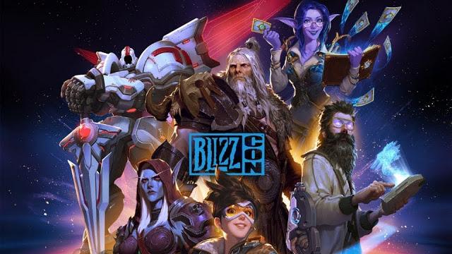 Слухи: Что стоит ждать на BlizzCon 2019