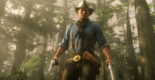 Сравнение Red Dead Redemption 2 на Xbox One X с версией для PC