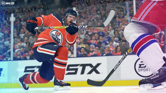 NHL 20 доступна для бесплатной игры на Xbox One на этих выходных