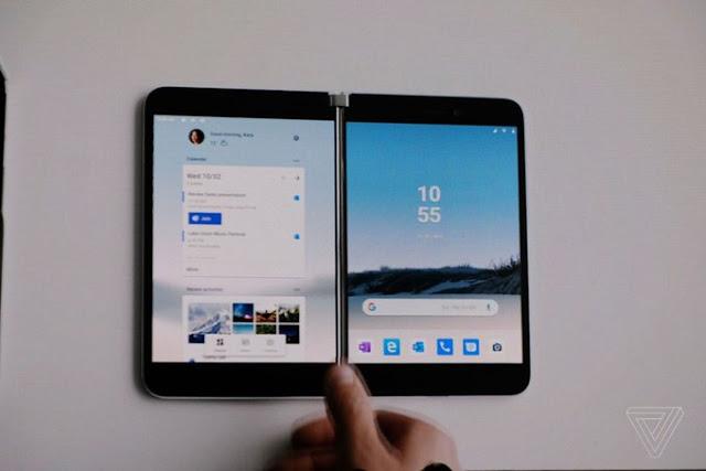 Microsoft представила смартфон Surface Duo – потенциальное устройство для Project XCloud