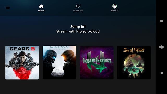 Обзор Project XCloud – «облачного» игрового сервиса Xbox