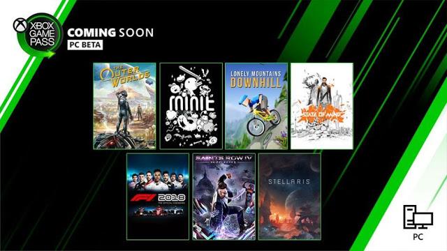7 новых игр по подписке Xbox Game Pass для PC