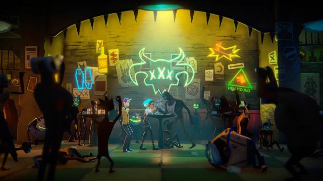 Afterparty теперь доступна по подписке Xbox Game Pass