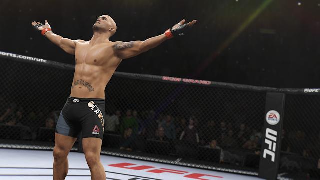 Сервера EA Sports UFC закроют в декабре этого года