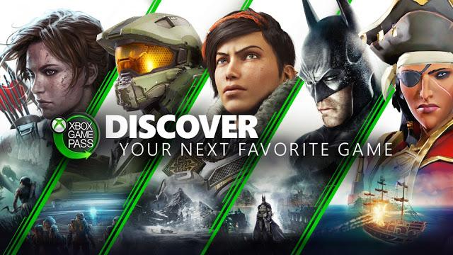 Microsoft запатентовала девиз Xbox Game Pass
