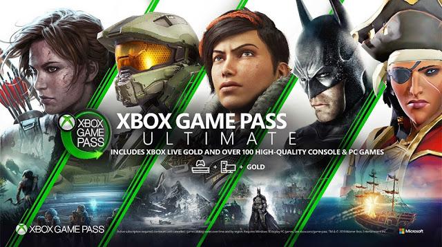 Распродажа Xbox Game Pass Ultimate со скидкой в 40%