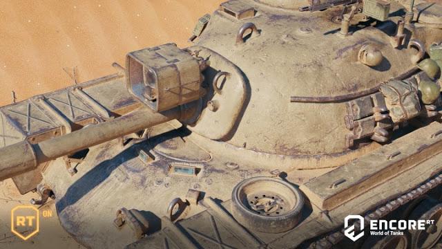 В World of Tanks добавляют технологию трассировки лучей