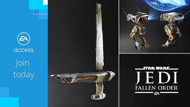 По подписке EA Access игрокам не дадут опробовать Star Wars Jedi: Fallen Order