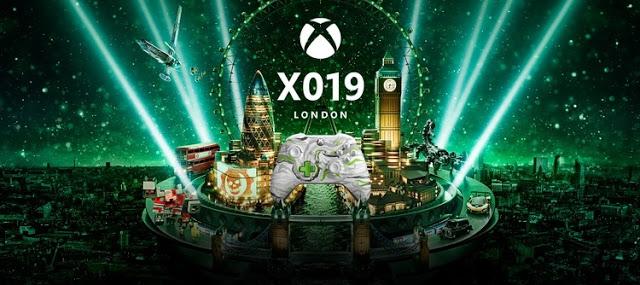 «Игры, игры, игры, игры и еще раз игры» покажет Microsoft на X019