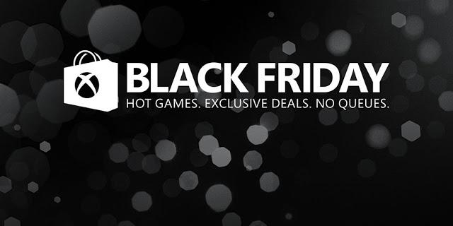 Microsoft анонсировала крупную распродажу игр Xbox One на «Черную пятницу»