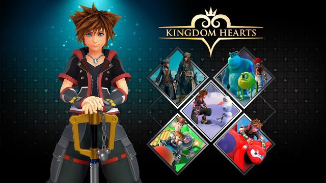 Доступна бесплатная демо-версия Kingdom Hearts 3, все игры серии выйдут на Xbox One