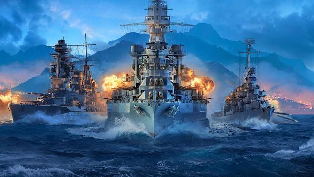 25 ноября в World of Warships появится мультиплеер между Xbox One и Playstation 4