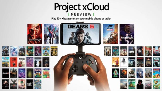 Еще 15 игр стали доступны в сервисе Project XCloud