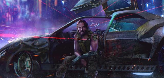 Разработчики перенесли дату релиза Cyberpunk 2077