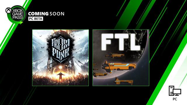 Анонсированы 3 новых игры в Xbox Game Pass для Xbox One и 2 игры для PC