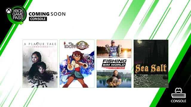 Анонсированы 4 новых игры по подписке Xbox Game Pass