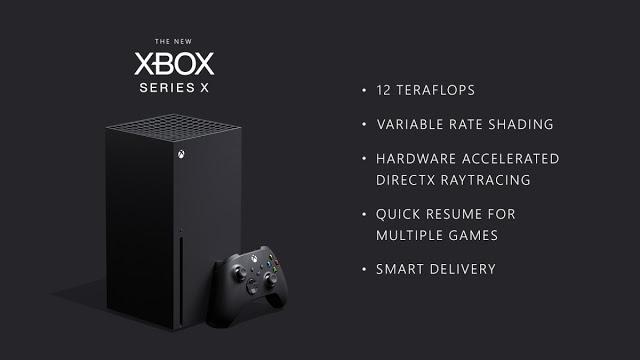 Microsoft поделилась новыми подробностями о возможностях и характеристиках Xbox Series X