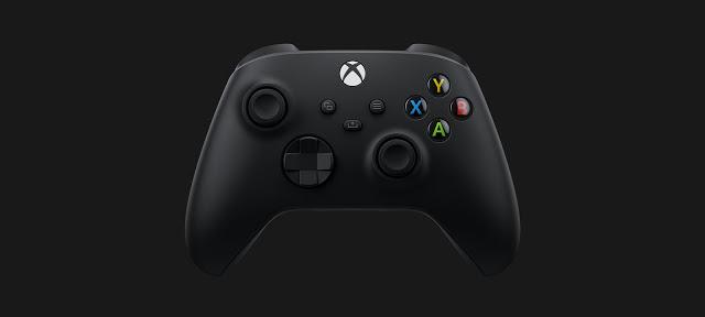 Microsoft показала новый геймпад от консоли Xbox Series X