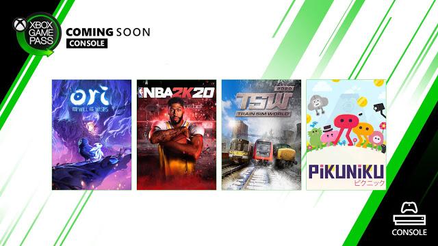 Анонсирована мартовская подборка игр по подписке Xbox Game Pass