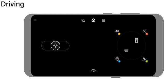 Разработчики смогут выбирать раскладки сенсорного управления Project XCloud под конкретную игру