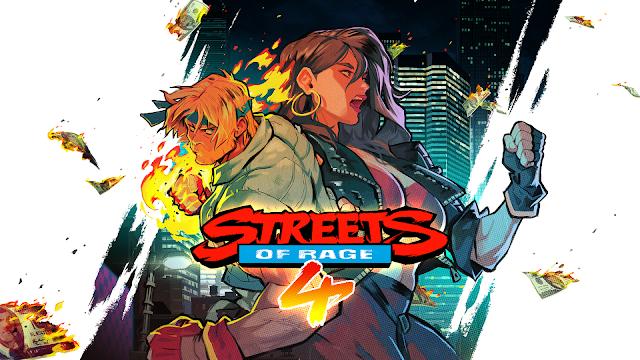 Сразу после релиза Streets Of Rage 4 попадет в Xbox Game Pass – 30 апреля