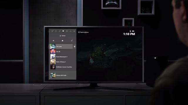 Интерфейс Xbox Series X не будет сильно отличаться от интерфейса Xbox One