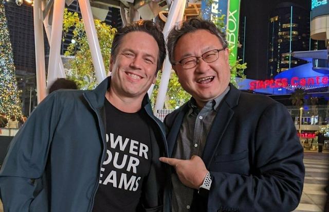 Сюхэй Ёсида поздравил команду Xbox с запуском Xbox Game Pass в Японии