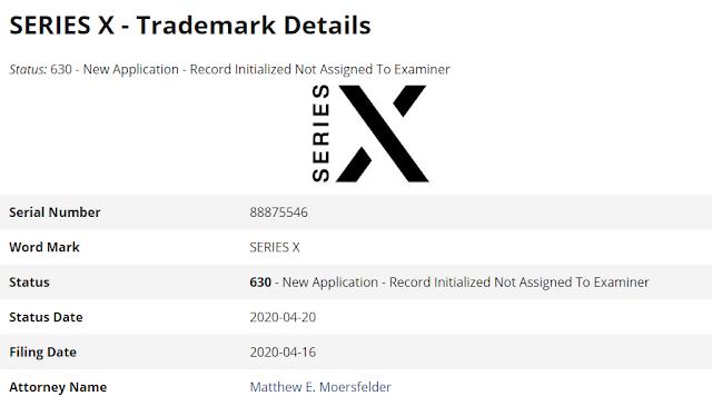 Microsoft зарегистрировала новый логотип Xbox Series X